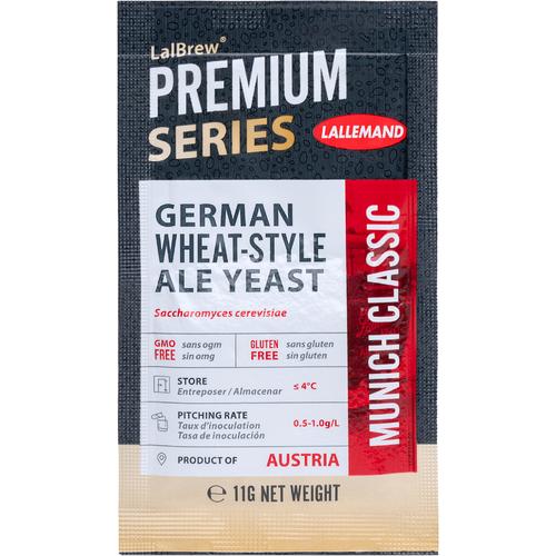 Lallemand Yeast, Muinich Wheat, Wheat Ale