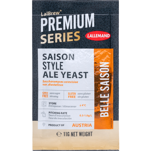 Lallemand Yeast, Belle Saison, Saison