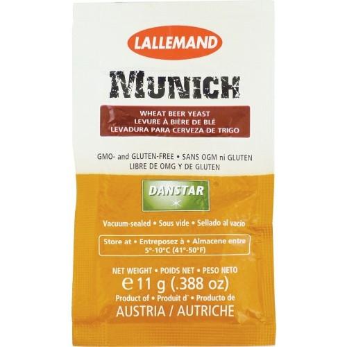 Lallemand Yeast, Munich Wheat, Wheat Ale