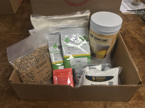 Pale Ale - 5 Gallon Extract Kit