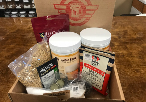 Lawn Mower Cream Ale - 5 Gallon Extract Kit