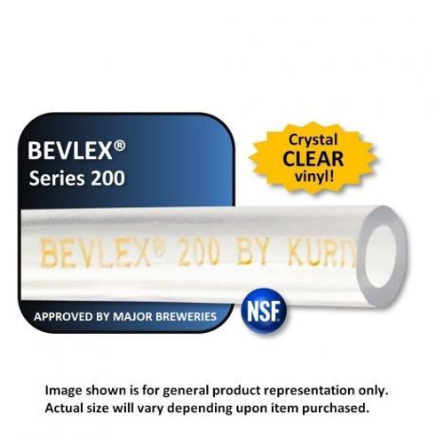 """Bevlex Tubing (Clear) - 1/4"""" ID, Yeast, Brewing Malt"""