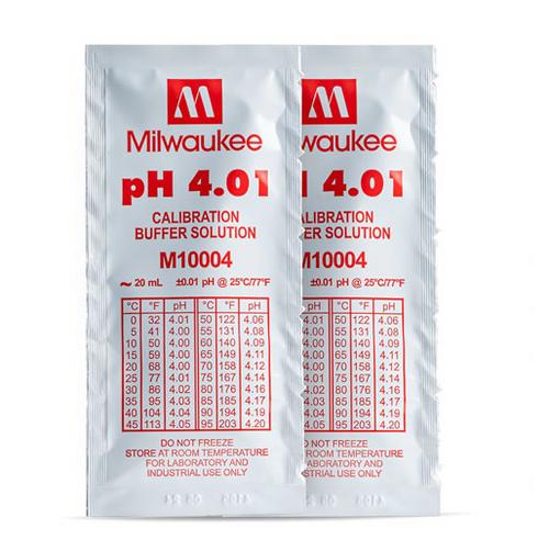 pH 4.01 Buffering Solution - 20 mL, Yeast, Brewing Malt
