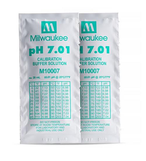 pH 7.01 Buffering Solution - 20 mL, Yeast, Brewing Malt