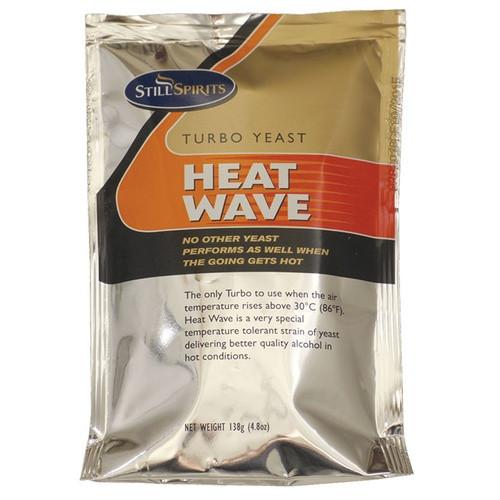 Turbo Yeast - Heat Wave, Yeast, Brewing Malt