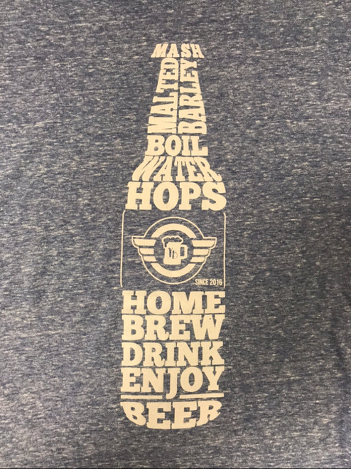 Beer Bottle - T-Shirt
