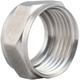 Tailpiece Hex Nut - Stainless Steel, Yeast, Brewing Malt
