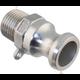 Camlock Type F , Brewing Equipment, Brewing Malt