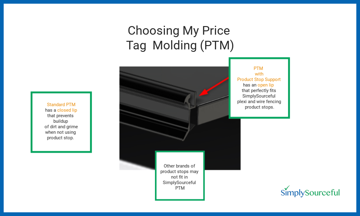 Price Tag Molding
