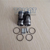 02W universal joint, shaft bore 8x8, set pin attachment