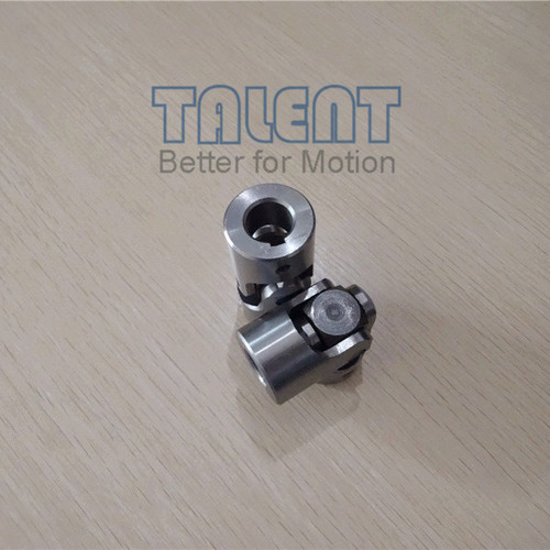 1G universal joint, shaft bore 16x16, set screw