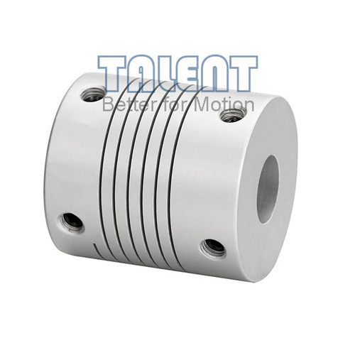 Spiral coupling, encoder coupling, miniature helical coupling, TALENT power transmission