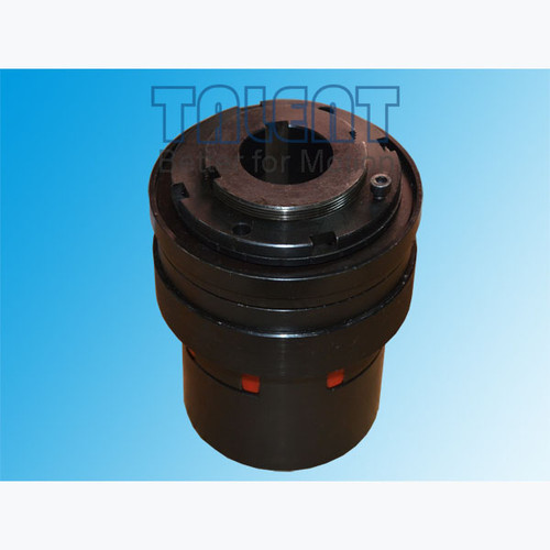 Ball detent torque limiter with GS jaw coupling is a kind of safety coupling, used for instantly cut off input and output in the shaft to shaft connection transmission system when an overload occurs, protecting machinery.