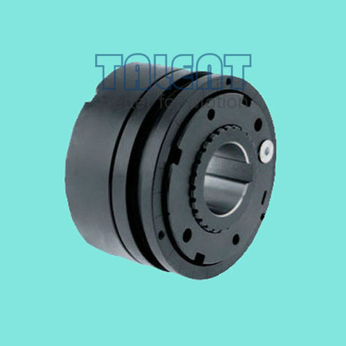 High accuracy torque limiter, safety clutch, used for instantly cut off input and output in the power transmission system when an overload occurs, protecting machinery.