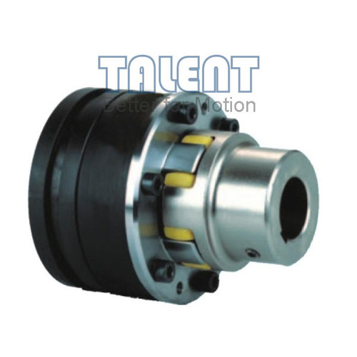 High accuracy torque limiter coupling, safety clutch coupling, used for instantly cut off input and output in the shaft to shaft connection transmission system when an overload occurs, protecting machinery.