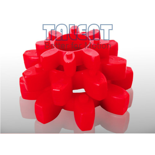 GR spider insert for jaw coupling, PU spacer, coupling insert