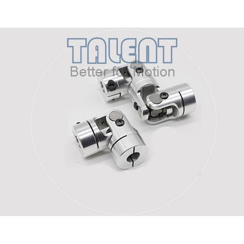 34mm Aluminum alloy double universal joint coupling encoder miniature needle bearing coupling