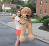 "Joyfay® Stuffed 63"" Light Brown Giant Teddy Bear"