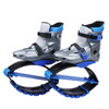 JOYFAY Blue Jumping Shoes- Unisex Fitness Jump Shoes Bounce Shoes(M, L)