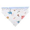 "Joyfay® 4-Pack Baby Bandana Drool Bibs - ""Bear"" Set"