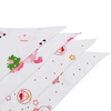 "Joyfay® 4-Pack Baby Bandana Drool Bibs - ""Girl and Star"" Set"