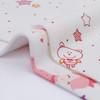 "Joyfay® 4-Pack Baby Bandana Drool Bibs - ""Girl and Star"" Set"