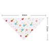 Joyfay® 4-Pack Baby Bandana Drool Bibs - Boy Set