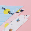 "Joyfay® 4-Pack Baby Bandana Drool Bibs - ""Animal and Pineapple"" Set"