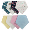 Joyfay 16 Pack Baby Bandana Drool Bibs – Elected Baby Gift Choice for Parents