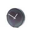 """Joyfay® Beating Heart Wall Clock, Black with Red Heart, 12"""""""