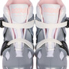JOYFAY White and Pink Jumping Shoes- Unisex Fitness Jump Shoes Bounce Shoes(M,L,XL, XXL)