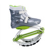 JOYFAY White and Green Jumping Shoes- Unisex Fitness Jump Shoes Bounce Shoes(M,L,XL, XXL)