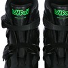 JOYFAY Black and Green Jumping Shoes- Unisex Fitness Jump Shoes Bounce Shoes(L,XL, XXL)