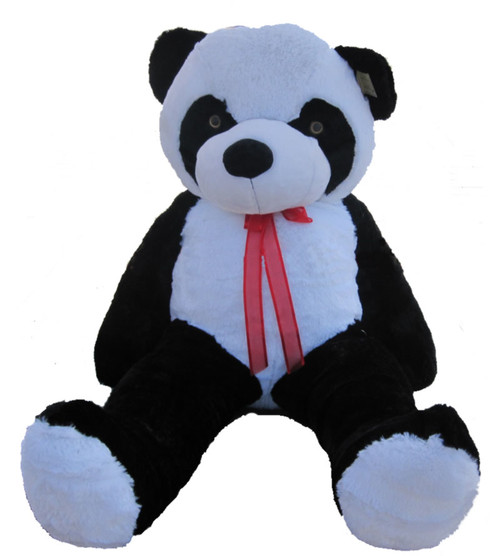 "Joyfay® Big 63"" (5.25 ft ) Stuffed Panda Bear Toy"