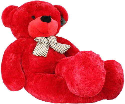 Joyfay Red Teddy Bear