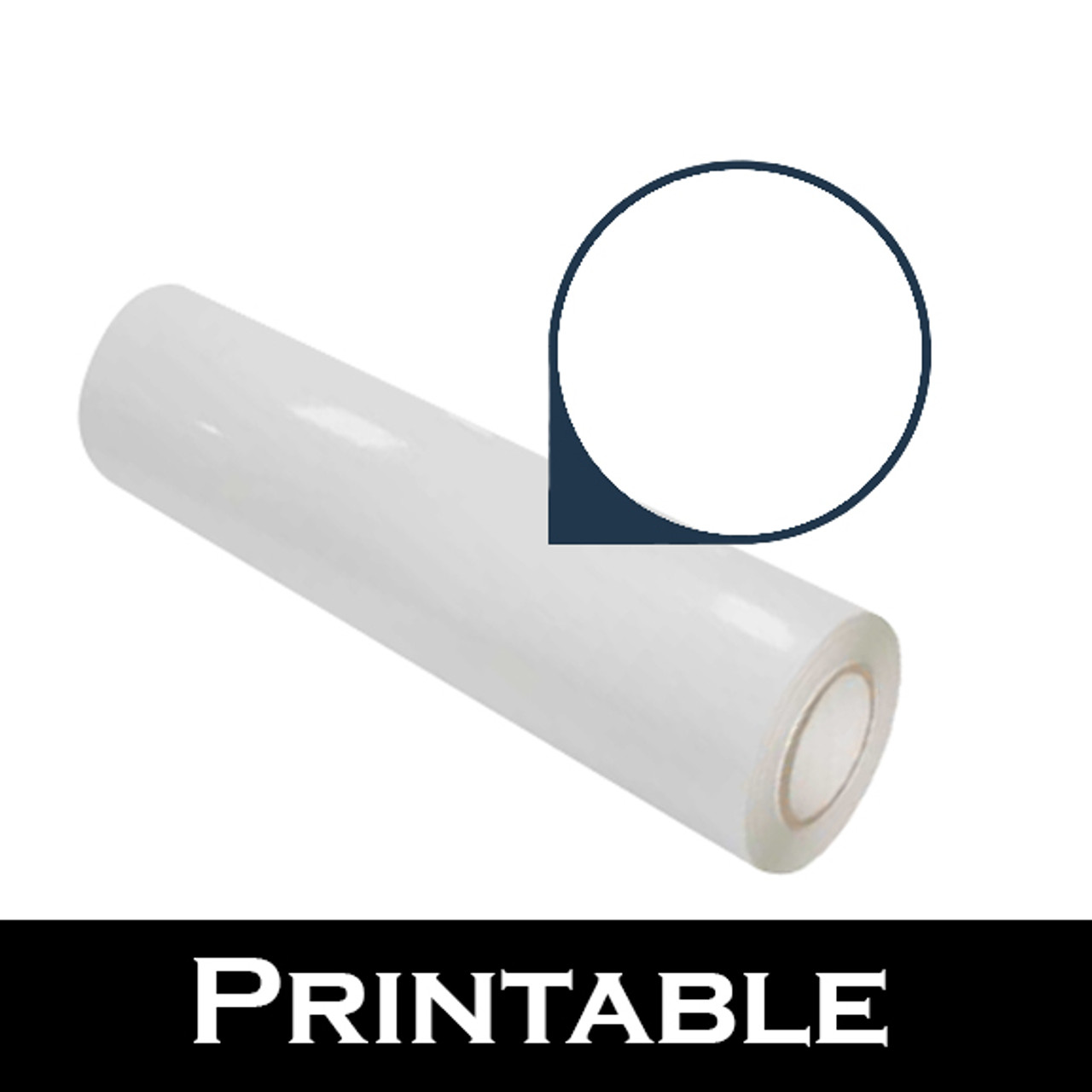 Printable Pvc Heat Transfer Vinyl For Apparel 20 X 1 Yard