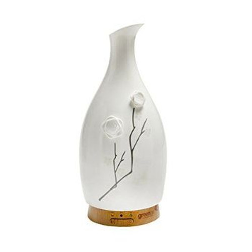 GreenAir SpaMister Jasmine Flower Glass Diffuser