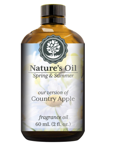 Country Apple Fragrance Oil (Our Version of Bath & Body Works)