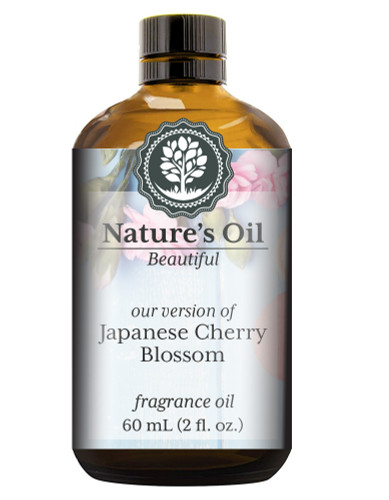 Japanese Cherry Blossom Fragrance Oil (Our Version of Bath and Body Works)