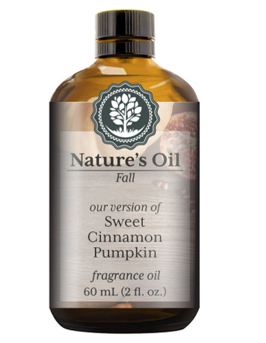 Sweet Cinnamon Pumpkin Fragrance Oil (Our Version of Bath and Body Works)