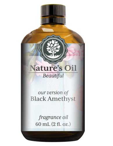 Black Amethyst Fragrance Oil (Our Version of Bath and Body Works)