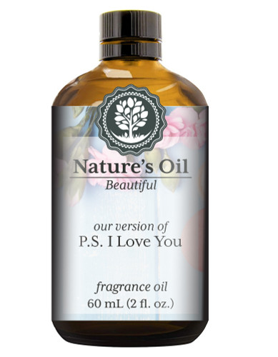P.S. I Love You Fragrance Oil (Our Version of Bath & Body Works)