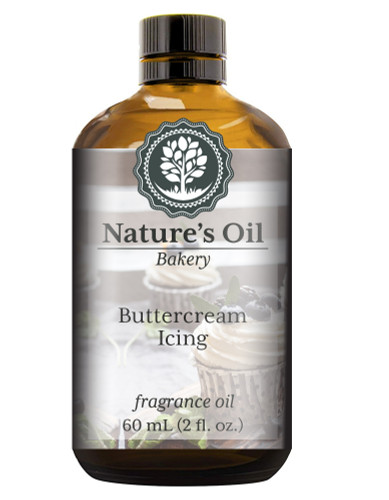 Buttercream Icing Fragrance Oil