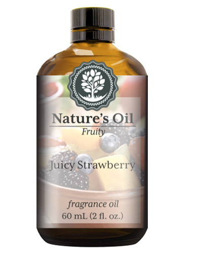 Juicy Strawberry Fragrance Oil