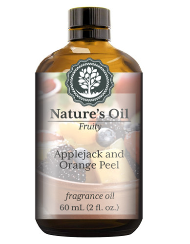 Applejack and Orange Peel Fragrance Oil