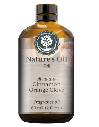 Cinnamon Orange Clove (all natural) Fragrance Oil