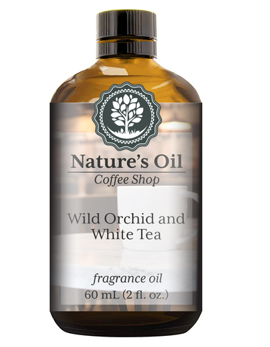Wild Orchid and White Tea Fragrance Oil
