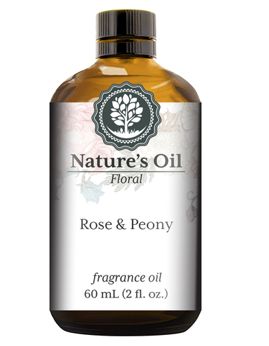 Rose and Peony Fragrance Oil