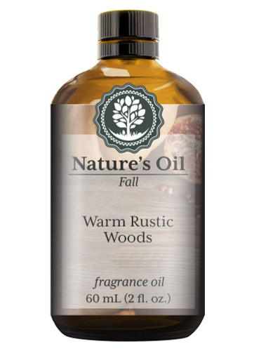 Warm Rustic Woods Fragrance Oil