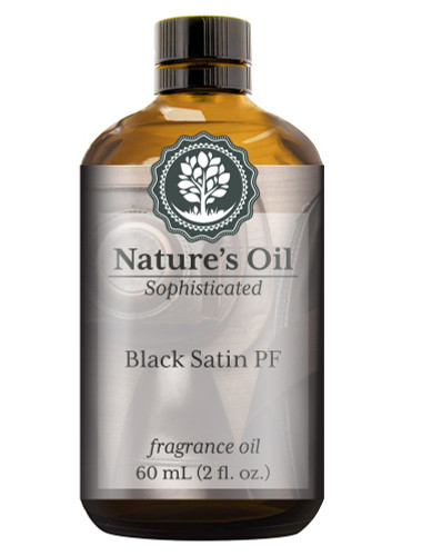 Black Satin PF Fragrance Oil